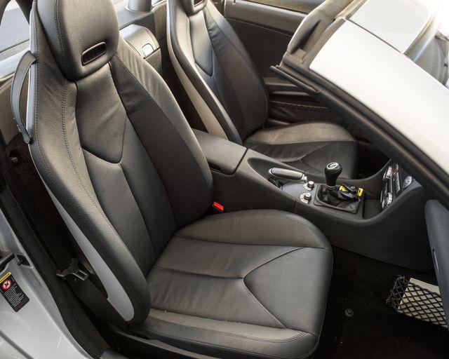 2005 Mercedes-Benz SLK350 6 SPEED Burbank, CA 9