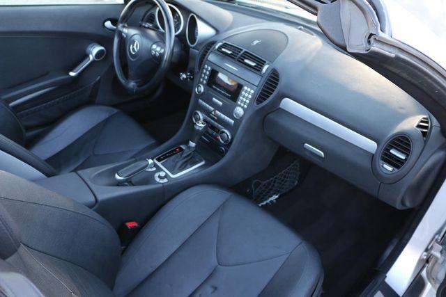 2005 Mercedes-Benz SLK350 Santa Clarita, CA 8