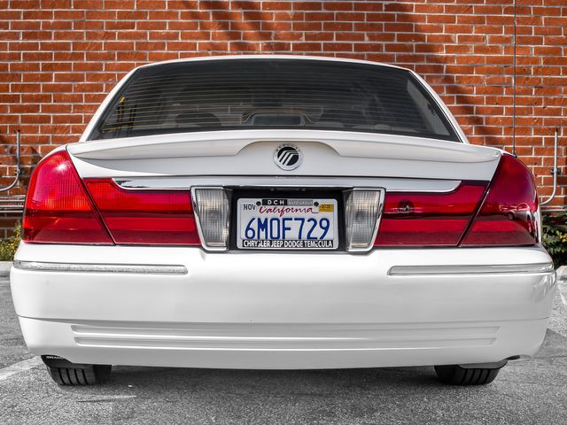2005 Mercury Grand Marquis LS Ultimate Burbank, CA 3