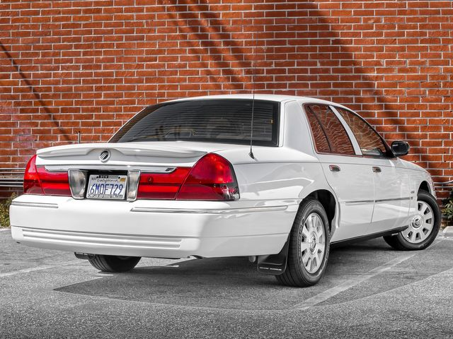 2005 Mercury Grand Marquis LS Ultimate Burbank, CA 6