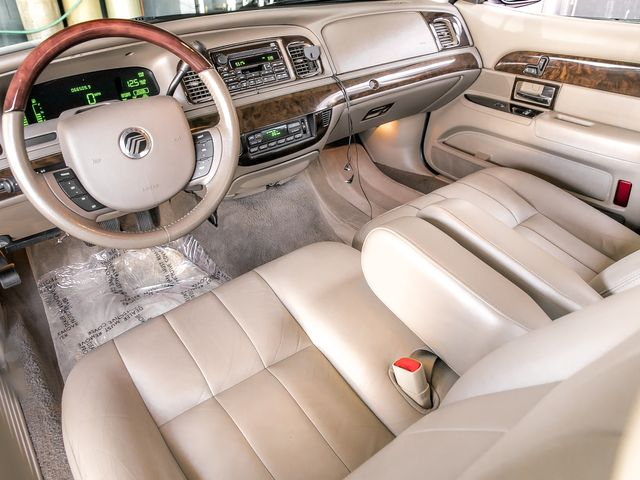 2005 Mercury Grand Marquis LS Ultimate Burbank, CA 9