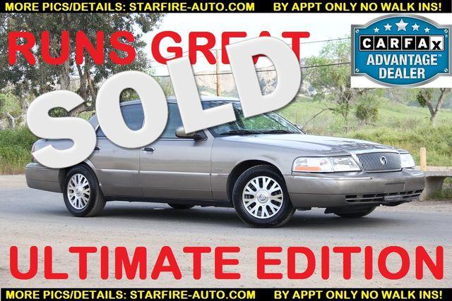 2005 Mercury Grand Marquis LS Ultimate Santa Clarita, CA 0