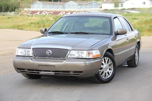 2005 Mercury Grand Marquis LS Ultimate Santa Clarita, CA 4