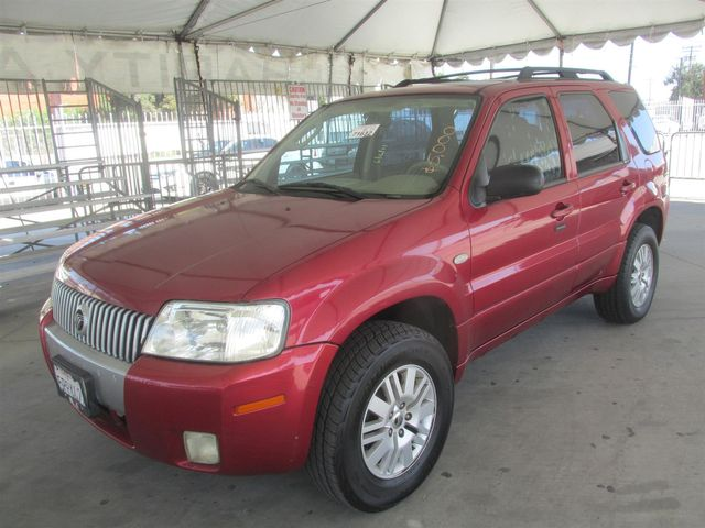 2005 Mercury Mariner Convenience Gardena, California
