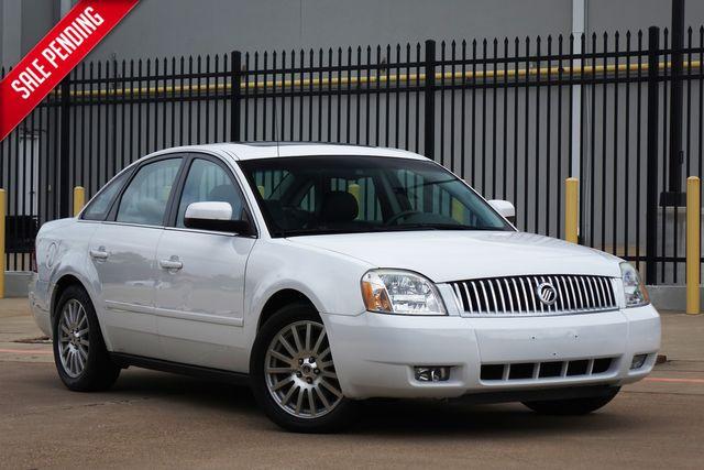 2005 Mercury Montego Premier* Sunroof* Leather* Only 98k mi* | Plano, TX | Carrick's Autos in Plano TX