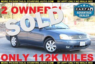 2005 Mercury Montego Luxury in Santa Clarita, CA 91390