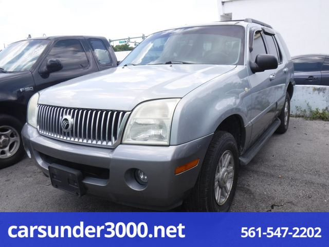 2005 Mercury Mountaineer Convenience Lake Worth , Florida 1