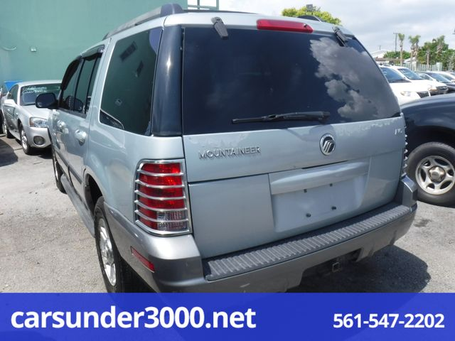 2005 Mercury Mountaineer Convenience Lake Worth , Florida 3