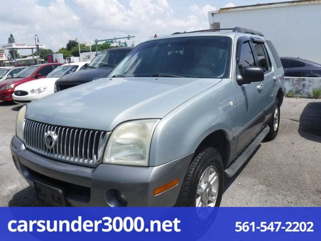 2005 Mercury Mountaineer Convenience Lake Worth , Florida 4