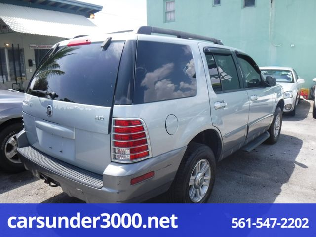 2005 Mercury Mountaineer Convenience Lake Worth , Florida 5