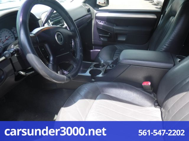 2005 Mercury Mountaineer Convenience Lake Worth , Florida 6