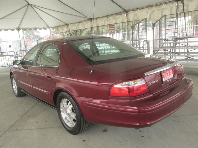 2005 Mercury Sable LS Gardena, California 1