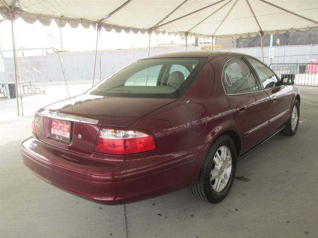 2005 Mercury Sable LS Gardena, California 2