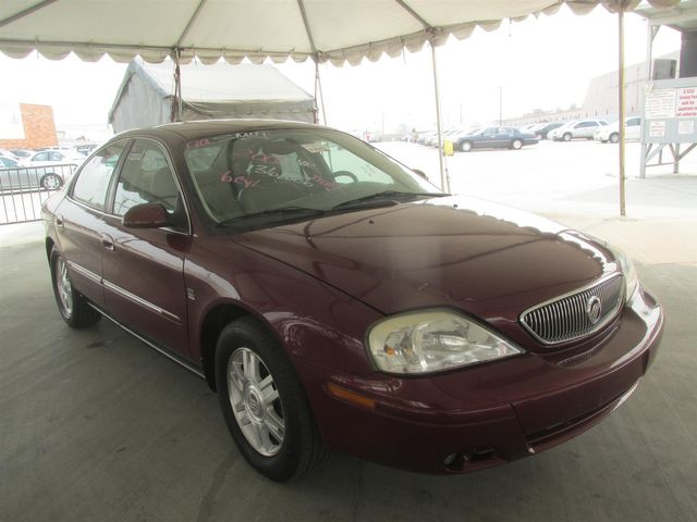 2005 Mercury Sable LS Gardena, California 3