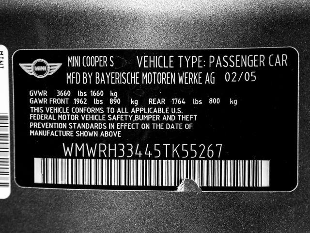 2005 Mini Convertible S Burbank, CA 23
