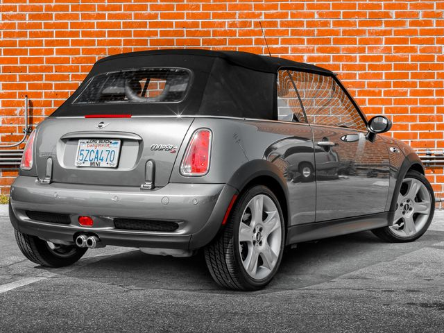 2005 Mini Convertible S Burbank, CA 6