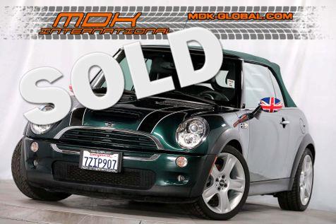 2005 Mini Convertible S - Manual - Sport pkg - Alpine sound in Los Angeles