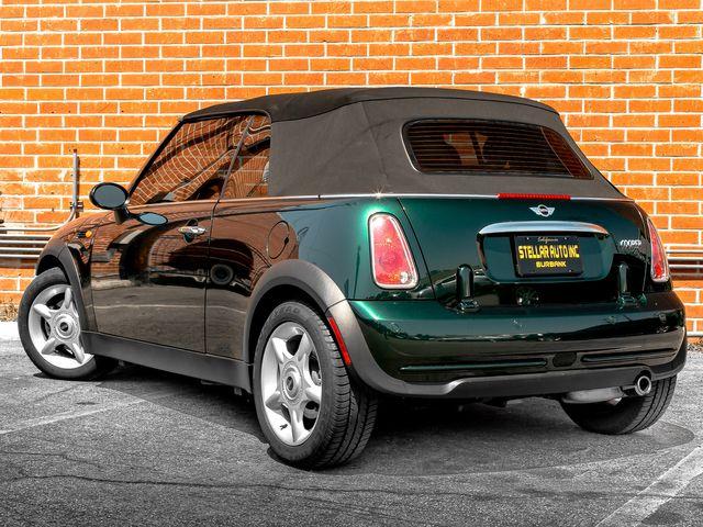2005 Mini Convertible Burbank, CA 8