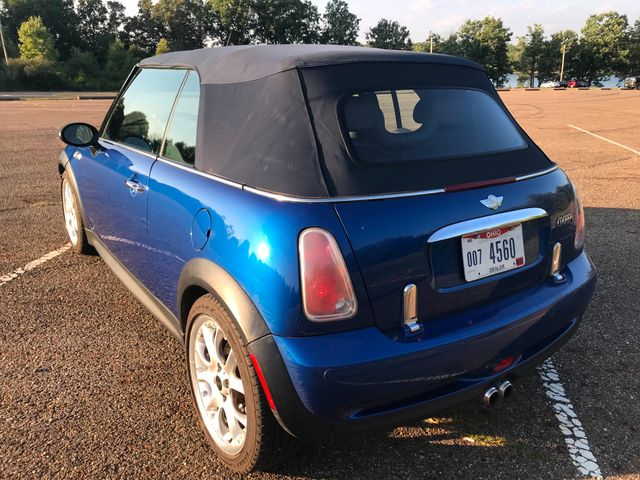 2005 Mini Convertible S Ravenna, Ohio 2
