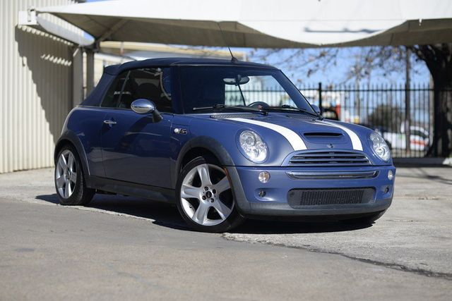 2005 Mini CONVERTIBLE S in Richardson, TX 75080