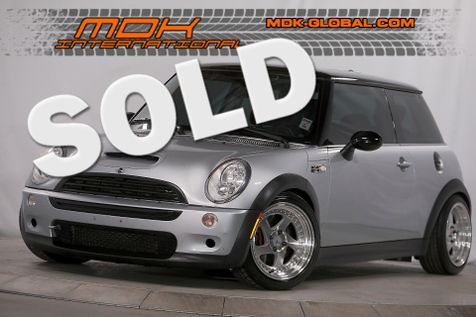 2005 Mini Hardtop S - Supercharged - Highly modded in Los Angeles