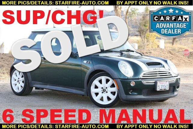 2005 Mini Hardtop S Santa Clarita, CA