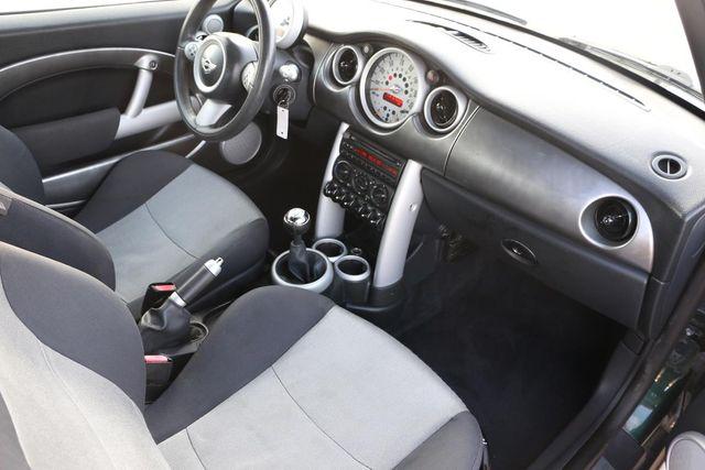 2005 Mini Hardtop S Santa Clarita, CA 8