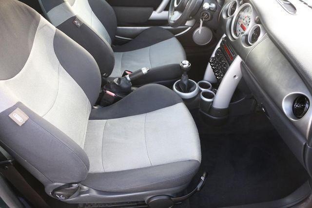 2005 Mini Hardtop S Santa Clarita, CA 13