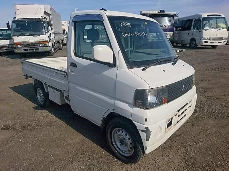 2005 Mitsubishi 4wd Japanese Minitruck [a/c, power steering]    Jackson, Missouri   G & R Imports in Jackson Missouri