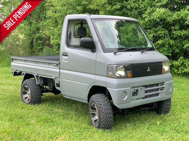 2005 Mitsubishi 4wd Japanese Minitruck   | Jackson, Missouri | GR Imports in Jackson Missouri