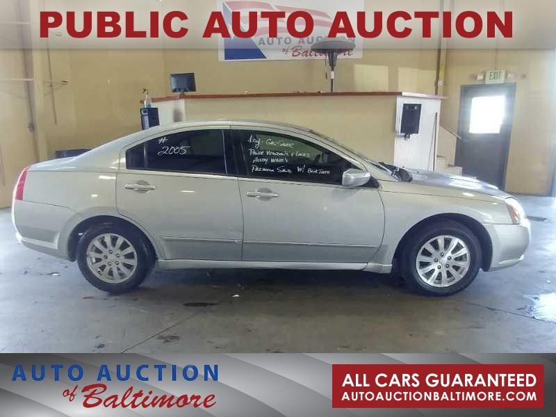 2005 Mitsubishi GALANT ES  | JOPPA, MD | Auto Auction of Baltimore  in JOPPA MD