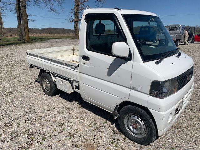 2005 Mitsubishi Japanese Minitruck  [a/c, power steering]   Jackson, Missouri   GR Imports in Eaton Missouri
