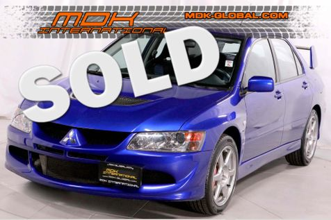 2005 Mitsubishi Lancer Evolution VIII - Nearly stock in Los Angeles