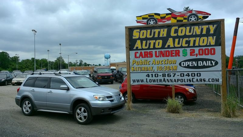 2005 Mitsubishi Outlander XLS in Harwood, MD