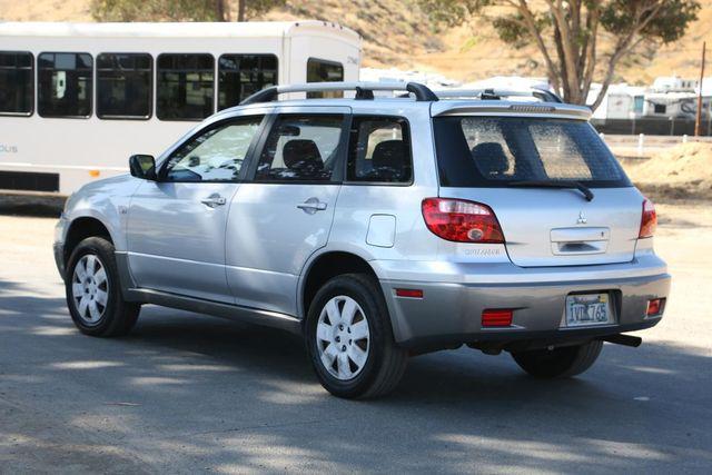 2005 Mitsubishi Outlander LS Santa Clarita, CA 5