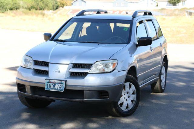 2005 Mitsubishi Outlander LS Santa Clarita, CA 4