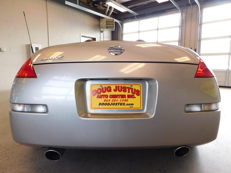 2005 Nissan 350Z Grand Touring  city TN  Doug Justus Auto Center Inc  in Airport Motor Mile ( Metro Knoxville ), TN