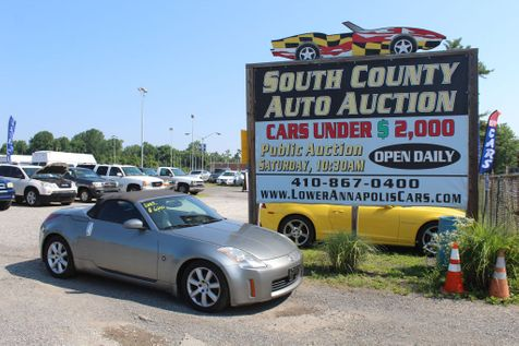 2005 Nissan 350Z Touring in Harwood, MD