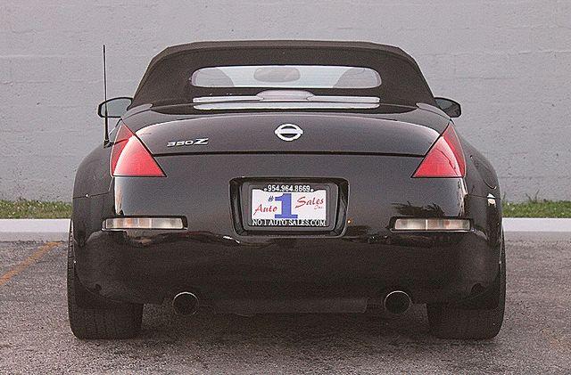 2005 Nissan 350Z Grand Touring Hollywood, Florida 6
