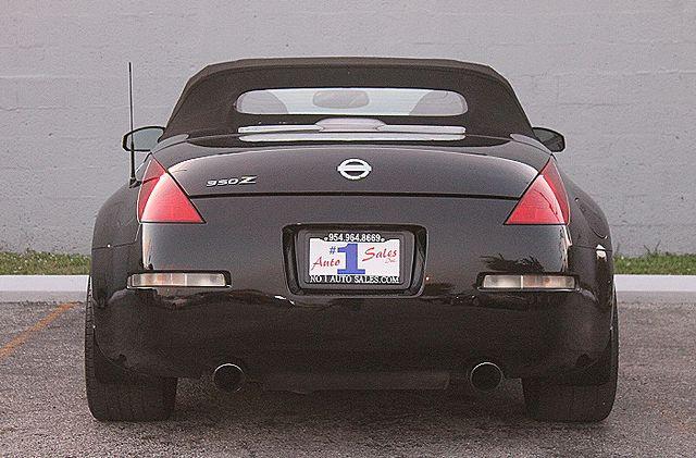 2005 Nissan 350Z Grand Touring Hollywood, Florida 39