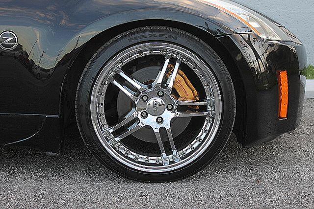 2005 Nissan 350Z Grand Touring Hollywood, Florida 46