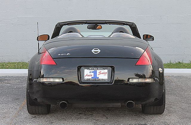2005 Nissan 350Z Grand Touring Hollywood, Florida 32