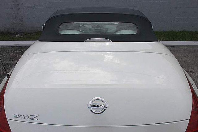2005 Nissan 350Z Touring Hollywood, Florida 42