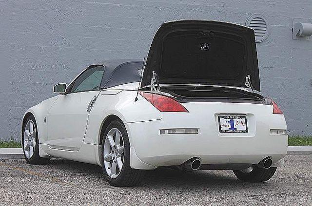 2005 Nissan 350Z Touring Hollywood, Florida 36