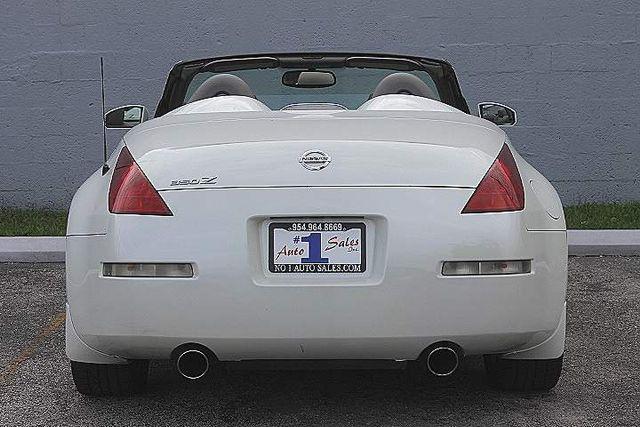 2005 Nissan 350Z Touring Hollywood, Florida 28