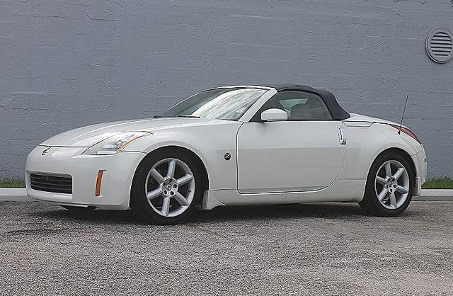 2005 Nissan 350Z Touring Hollywood, Florida 10