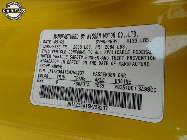 2005 Nissan 350Z Enthusiast Madison, NC 34