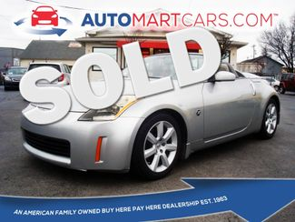 2005 Nissan 350Z Touring | Nashville, Tennessee | Auto Mart Used Cars Inc. in Nashville Tennessee