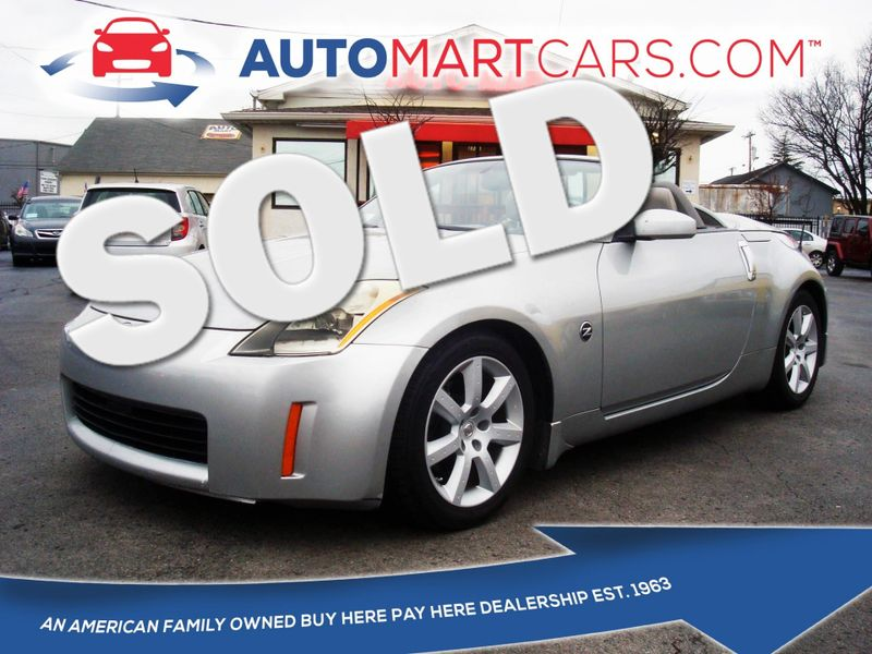 2005 Nissan 350Z Touring | Nashville, Tennessee | Auto Mart Used ...