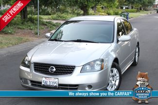 2005 Nissan ALTIMA 2.5 S SEDAN AUTOMATIC SERVICE RECORDS in Van Nuys, CA 91406